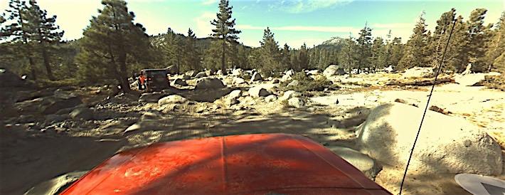 Google Street View Rubicon Trail