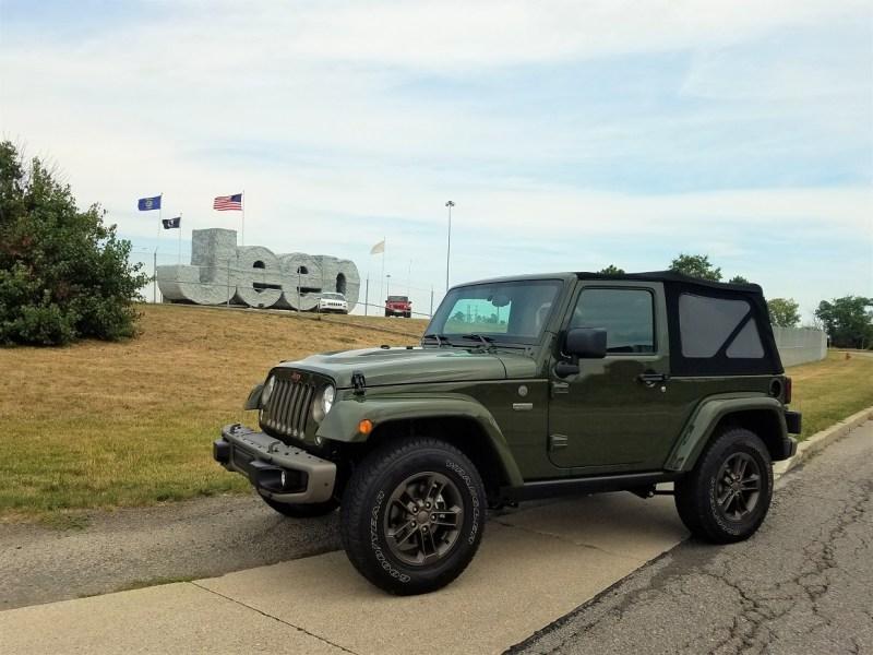 Jeep Wrangler (lead)