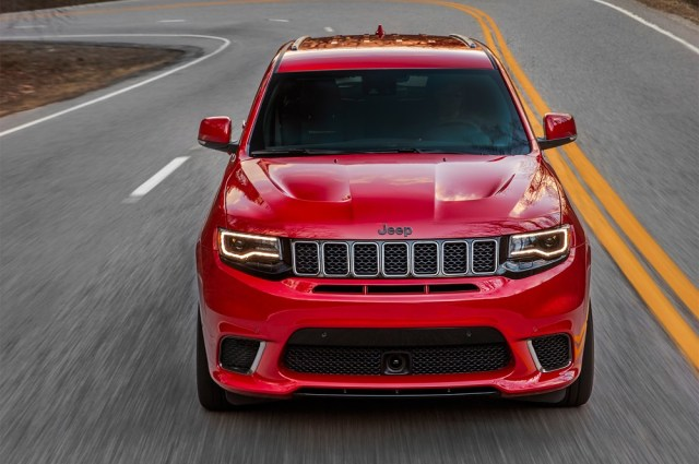 2018 Jeep Grand Cherokee Trackhawk JK-Forum