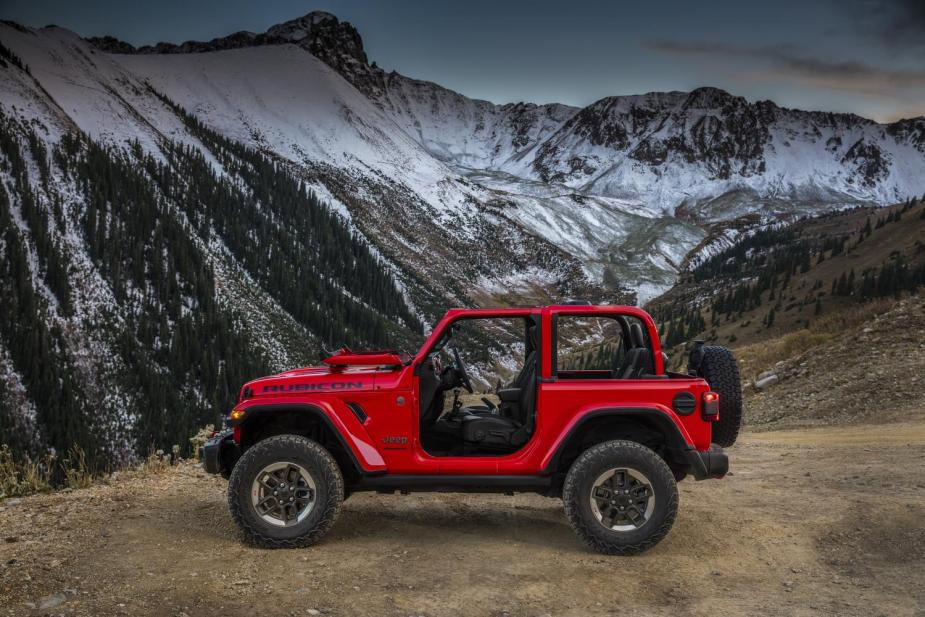 2018 Jeep Rubicon