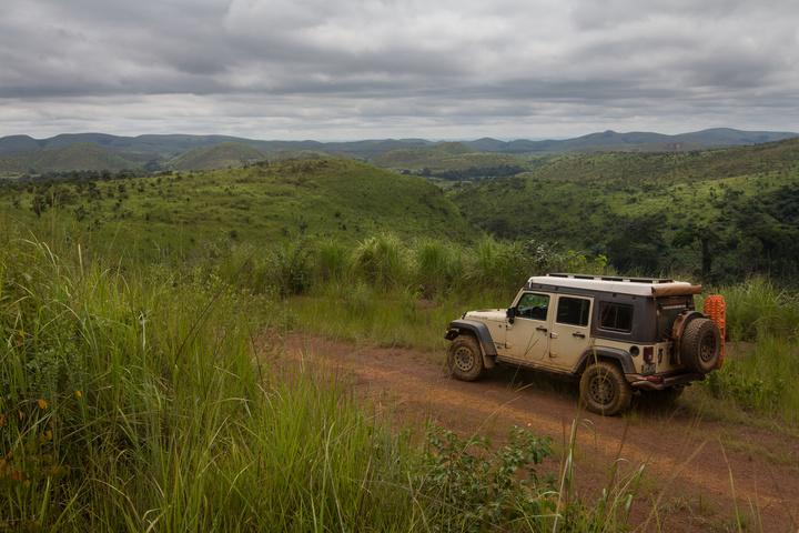 DRC scenery