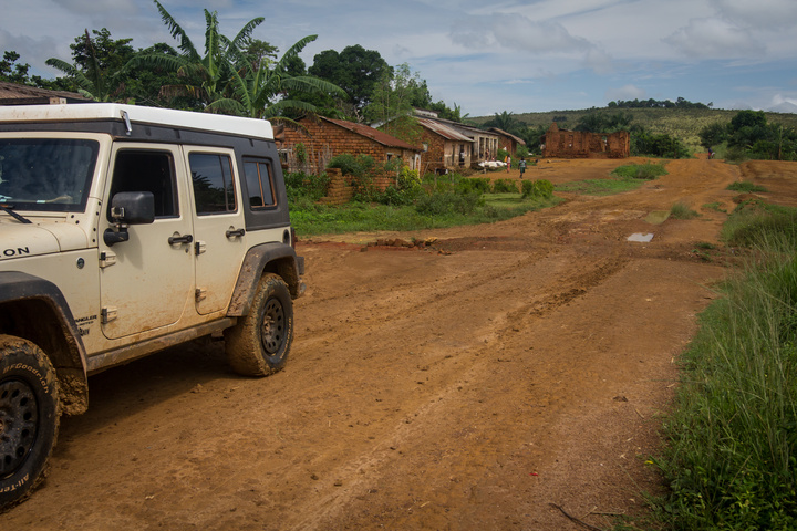 Jeep Village DRC