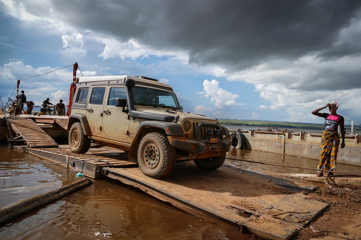 DRC Ferry
