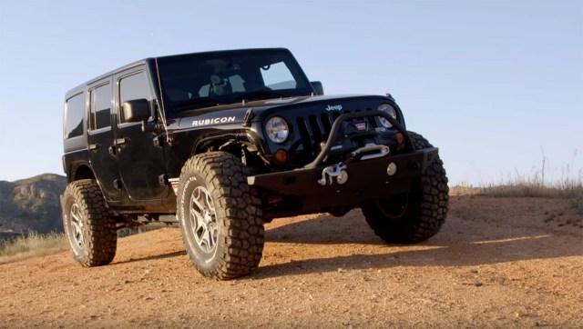 Jeep JK Wrangler Rubicon