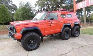jk-forum.com 1982 Jeep Cherokee 6X6
