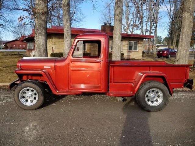 jk-forum.com 1947 Willys-Overland Jeep Truck