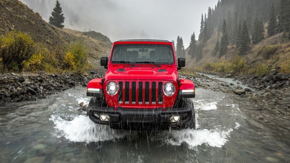JL Jeep Wrangler