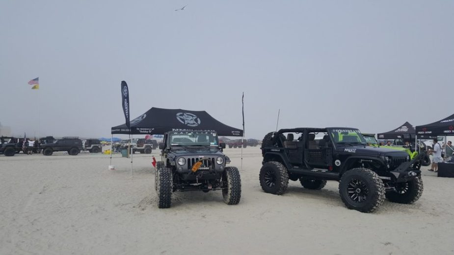 Jeep Invasion