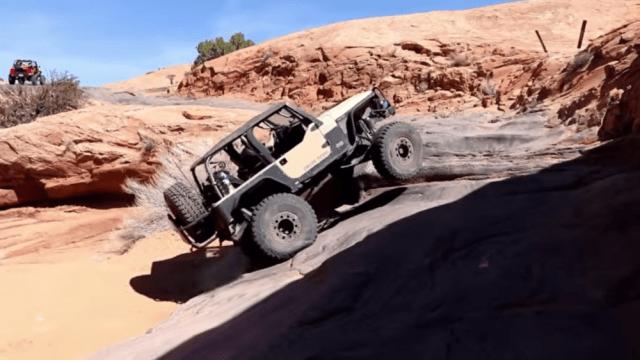 2002 Jeep Wrangler TJ Build
