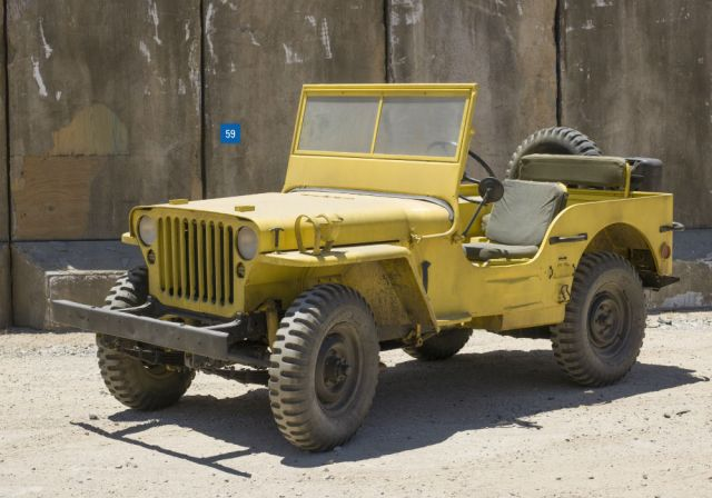 Bumblebee Jeep