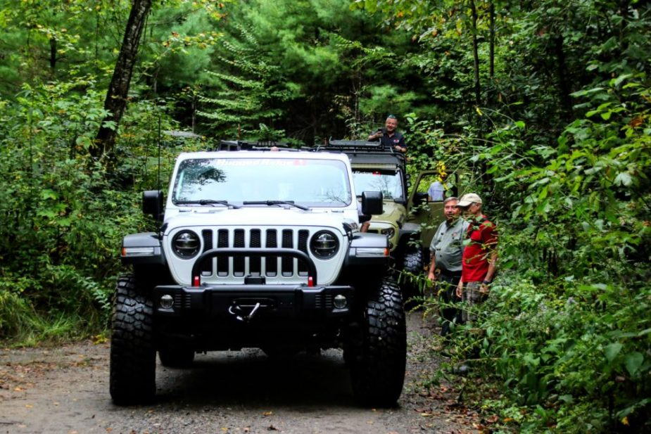 "Rugged Ridge ""Off-road Experience"""