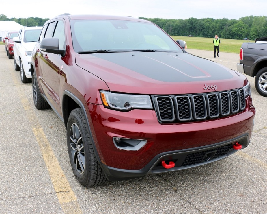 2021 Jeep Grand Cherokee Three-Row And Engine Updates >> Report New Jeep Grand Cherokee Coming Out As 2021 Model