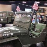 Classic Wills Jeep