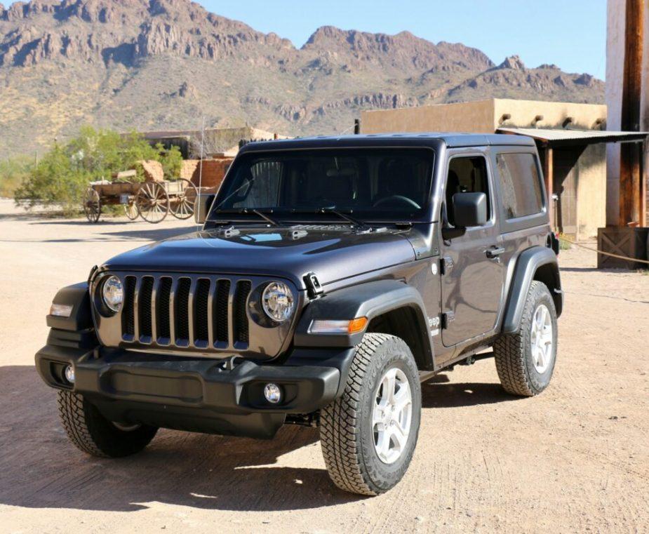 Jeep JL Wrangler