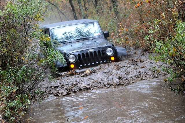 25th Pine Barrens Jeep Jamboree