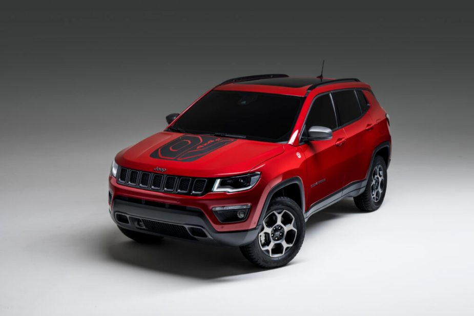 Jeep Compass Plug-in Hybrid