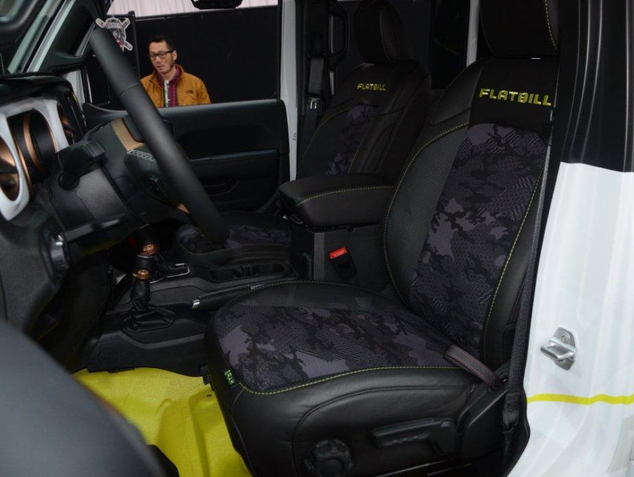 Jeep Flatbill