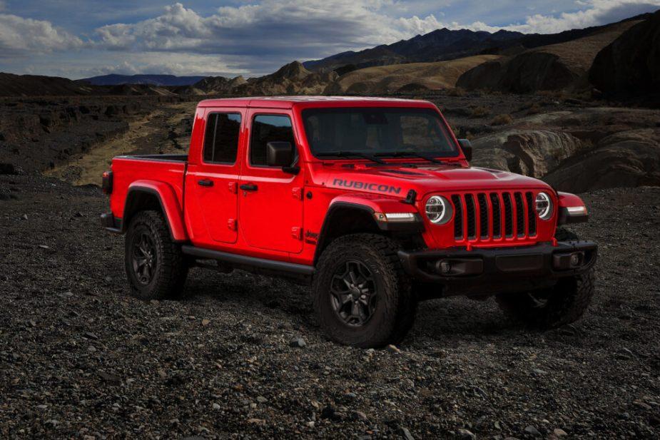 2020 Jeep Gladiator Launch Edition