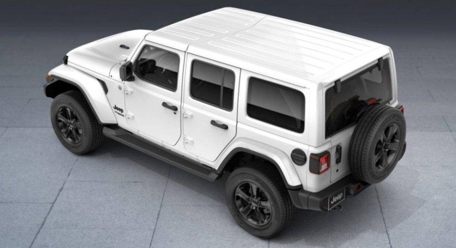 Jeep Altitude