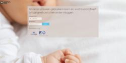 Demo webportal BabyCam oplossing