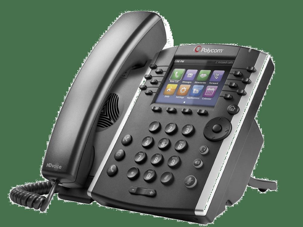 Polycom VoIP Telefonie vaste toestellen