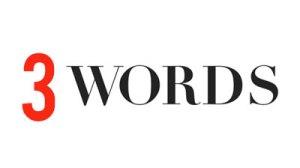 3words
