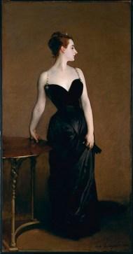 Portrait of Madame X (1884), John Singer Sargent