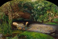 Ophelia (1852), Sir John Everett Millais