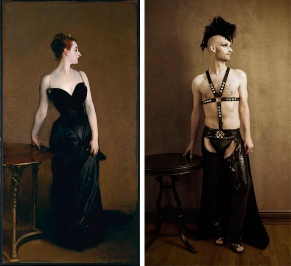 Madame X [After Sargent]