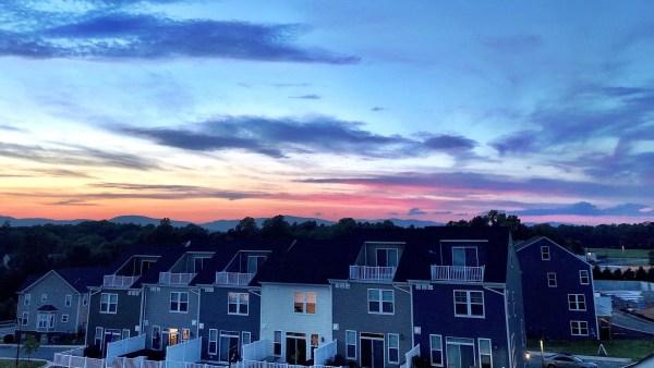 Urban Sunset (wide)