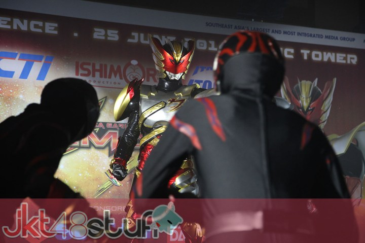 BIMA-X will have 50 episodes