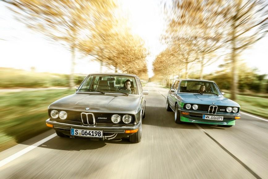 BMW 528 Alpina, BMW Hartge, Motor Klassik