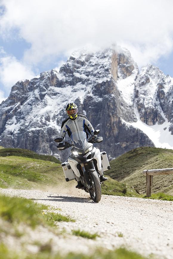 Ducati Multistrada 1200 Enduro, Alpenmaster 2016, MRD, Dolomiten, Italien