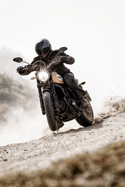 Ducati Scrambler, Scrambler Impressionen, MRD Heft 21/15, Susatal, Italien