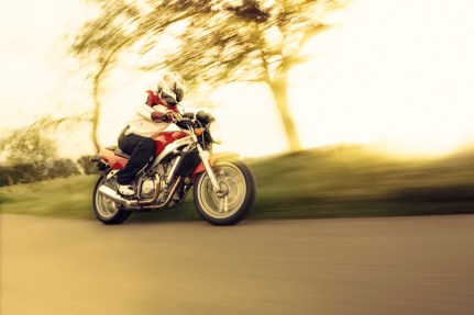 Honda Hawk, MRD Impressionen