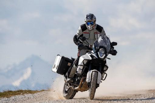 KTM Super Adventure 1290, Reiseenduro VT, MRD Heft 12/16, Lessinia, Venetien, Italien