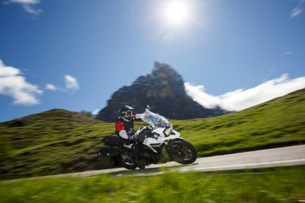Triumph Tiger Explorer XR, Alpenmaster 2016, MRD, Dolomiten, Italien