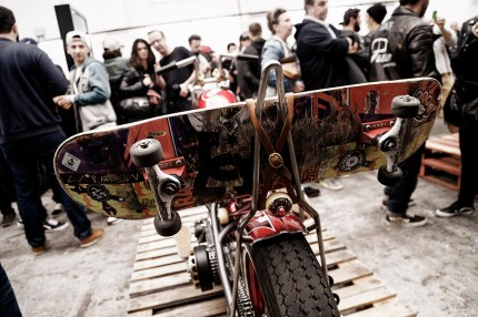 Wheels & Waves 2015, Biarritz, Frankreich, Spanien