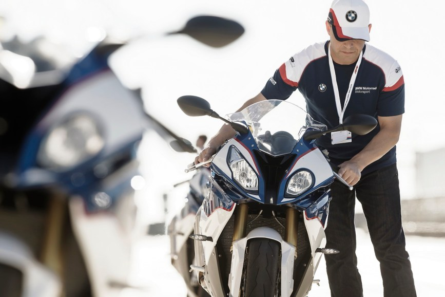 BMW S 1000 RR, MY 2015, International Media Launch.