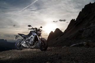 Yamaha MT-09, Alpenmaster 2014, Dolomiten, Italien