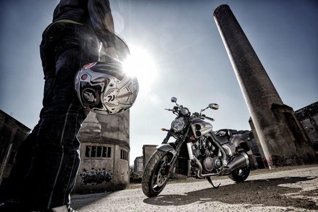 Yamaha Vmax, VT Muscel Bikes, MRD Heft 9/16, Berlin