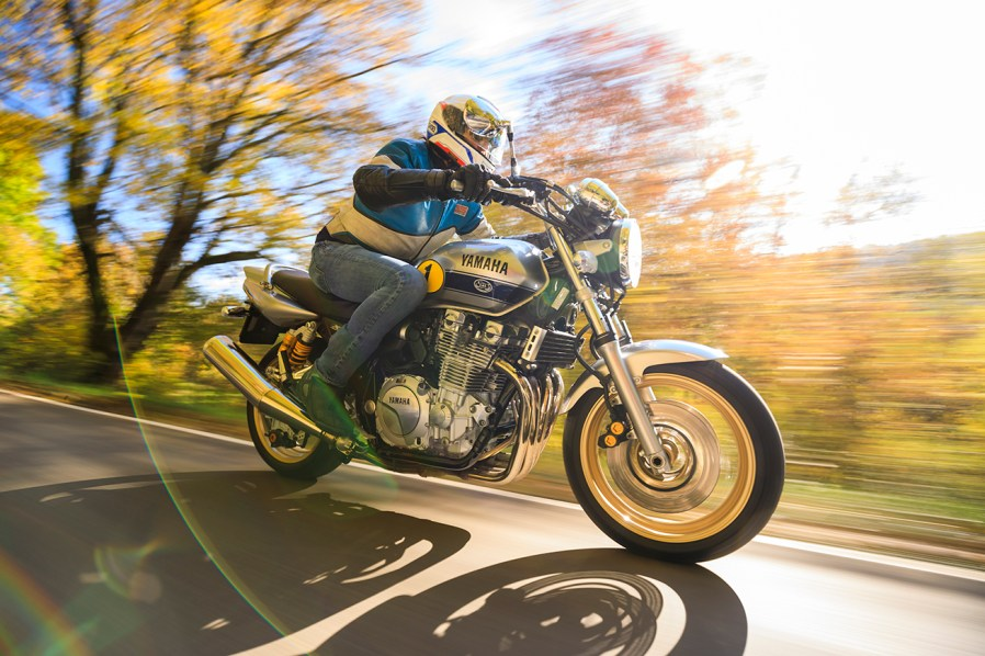 Yamaha XJR 1300, Abschied von großen Vierzyinder, MRD Heft 24/16