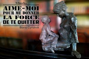 Statue mère à l'enfant, Woluwe-Saint-Pierre