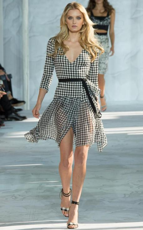DVF Spring 2015 Ready to Wear Collection