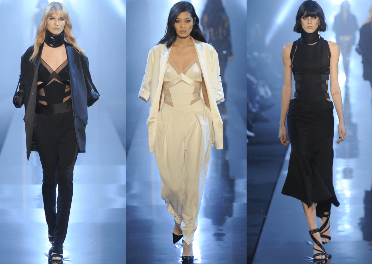 Alexandre Vauthie Spring Couture 2105