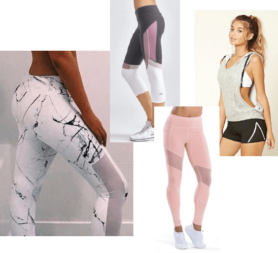 PRINTED LEGGING CONCEPTS