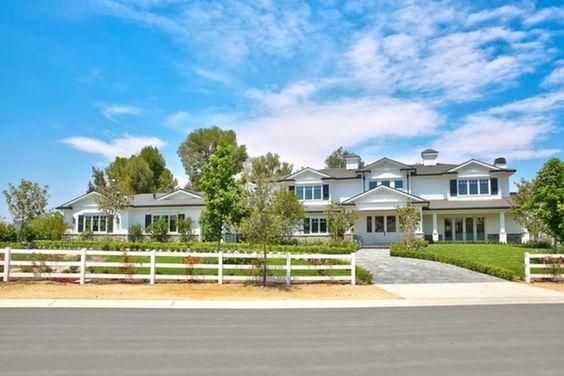 Het tweede huis van Kylie Jenner