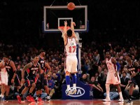 Jeremy Lin's jump shooting: Release time