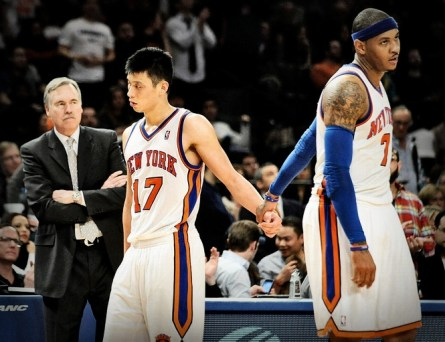 "54120c1fb0a In a must-listen interview of Mike D'Antoni and Adrian ""Woj"" Wojnarowski,  Mike confirmed that there was real resentment by Knicks teammates toward  Jeremy ..."