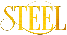 Steel is book three of the Trinity Series